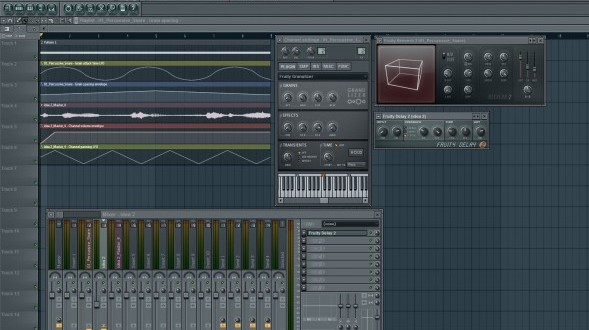 how to create automation clip fl studio 12